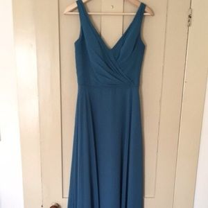 Alfred Angelo Formal Maxi Dress, Size 6